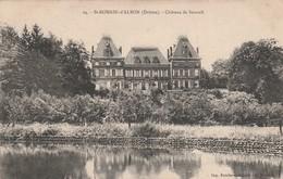Drome : SAINT-ROMAIN-D'ALBON : Chateau De Senault - Otros Municipios
