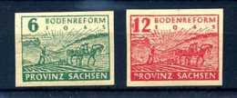 Z58268)SBZ 85/86 X**, Gepr. Zierer BPP - Soviet Zone