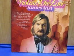 LP061- VIOLINS IN LOVE - JAMES LAST - Instrumental