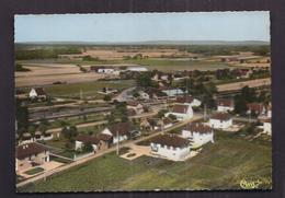 CPSM 21 - BRAZEY-en-PLAINE - Quartier De La Gare - Vue Aérienne - TB PLAN D'une Partie Du Village Avec Détails Maisons - Autres Communes