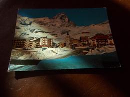 B704  Breuil Cervinia Viaggiata - Italia
