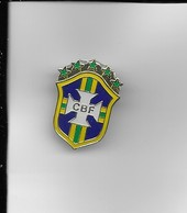 PIN'S BRESIL - Football