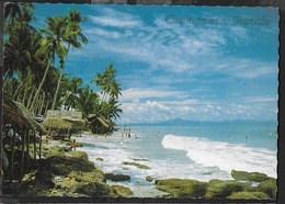 PHILIPPINES - CARAGASAN BEACH - ZAMBOANGA CITY - NUOVA - Filippine