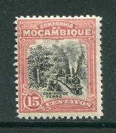 Compagnie Du Mozambique- Y&T N°130- Neuf Sans Charnière ** - Mozambique