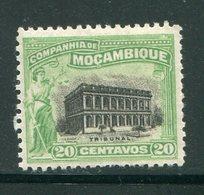 Compagnie Du Mozambique- Y&T N°131- Neuf Sans Charnière ** - Mozambique