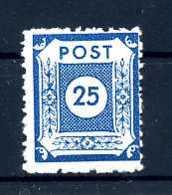 Z59485)SBZ 49 D I**, Best. Gepr. Ströh - Zone Soviétique