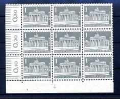 Z60383)Berlin 140 ER Mit DZ 4** - Berlin (West)
