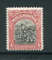 Compagnie Du Mozambique- Y&T N°155- Neuf Avec Charnière * - Mozambico