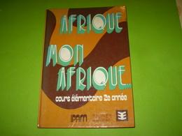 Ecoles D'Afrique Francophone & Madagascar: Afrique,mon Afrique, Tampon école Publique De Nianing,Sénégal - Géographie