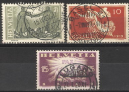 Schweiz 146/48 O - Schweiz