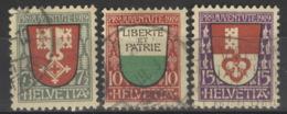 Schweiz 149/51 O - Schweiz