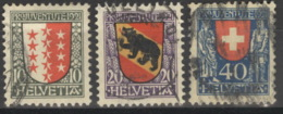 Schweiz 172/74 O - Schweiz