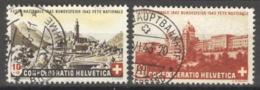 Schweiz 420/21 O - Schweiz