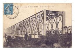DSCHIBUTI - Le Pont D' Aouache - Dschibuti