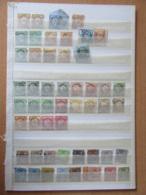 France - Collection De 52 Timbres Classiques Cérès, Napoléon, Sage Oblitérés - 1c à 1 Franc - à étudier - Tous états - France