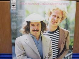 LP093- SIMON AND GARFUNKEL GREATEST HITS - Compilations