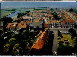 CP Belgique - WARNETON - Vue Panoramique N° 4 - Mouscron - Moeskroen