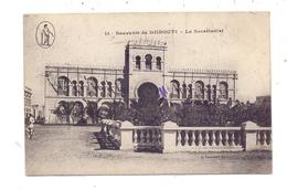 DSCHIBUTI - La Secretariat - Dschibuti