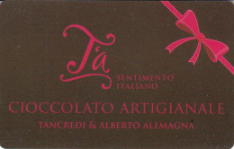 Gift Card Italy SimplyGifts - Cioccolato - Gift Cards