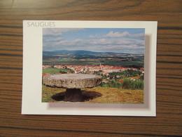 Saugues  ( Haute Loire )    Vue Générale - Saugues