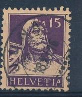 "HELVETIA - Mi Nr 120 - Cachet ""JUNA"" - (ref. 622) - Gebraucht"