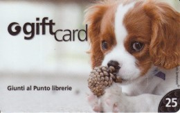 Gift Card Italy Giunti Dog - Gift Cards