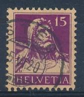 "HELVETIA - Mi Nr 120 - Cachet ""STEG"" - (ref. 623) - Gebraucht"