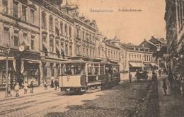 Neunkirchen - Bahnhofstrasse - Tram - Kreis Neunkirchen