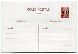 RC 10968 FRANCE LIBÉRATION ENTIER 1F20 PÉTAIN SURCHARGÉ RF NEUF ** - Libération
