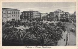 Palermo (Italie) - Piazza Castelnuovo - Palermo