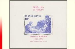 Rwanda BL 069**   Noel La Nativité  MNH - Rwanda