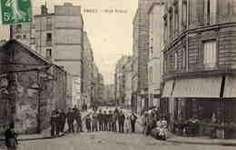PARIS   - Rue  DUTOT - France