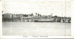 LAGOS AFRIQUE ALLEMANDE - Nigeria