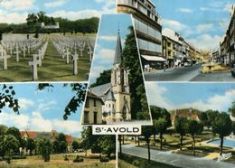 SAINT-AVOLD - Saint-Avold