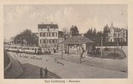 Bad Godesberg - Rheinallee - Tram - Bonn