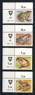 VENDA 1982  N° 66/69 ** Neufs MNH Superbes C 2,25 € Faune Grenouilles Batraciens Animaux - Venda