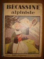 BECASSINE ALPINISTE 1931 - Bécassine
