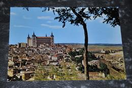 4443  TOLEDO, VISTA PARCIAL Y ALCAZAR - Toledo