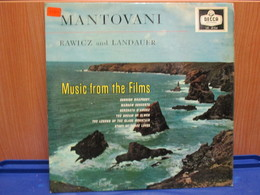 LP084- CANDLELIGHT - MANTOVANI AND HIS ORCHESTRA - Filmmusik