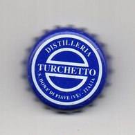 Tappo A Corona Distilleria TURCHETTO - (MW1962) - Capsule