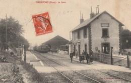 Radepont  - La Gare - Train - Autres Communes