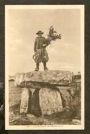 CP-L'Archi-Druide Du MENEZ-HOM - Francia