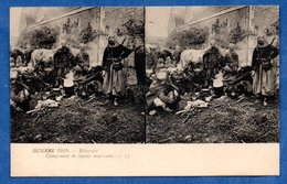 Ribécourt  -  Campement De Spahis Marocains - Ribecourt Dreslincourt