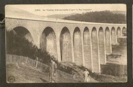 CP-43 Haute Loire - Le Viaduc D'Arquenjols (Ligne Le Puy-Langogne) - France