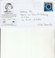 A 1 - Enveloppe Avec Copernic Nicolas à MOYEUVRE GRANDE - Astronome - éclipse - Variétés Et Curiosités