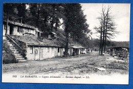 La Harazée  -  Cagnas Allemandes - France