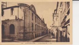 MONTPELLIER   L'UNIVERSITE.   (Editeur LL ) - Montpellier