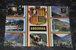 4446  ANDORRA - Andorra
