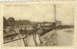 Obourg , Bassin Du Canal - Mons