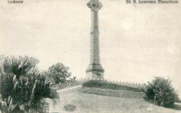 PAKISTAN (INDIA) - Sir H Lawrence Mausoleum LUCKNOW - Pakistan